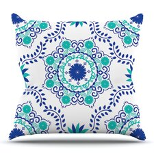Let's Dance by Anneline Sophia Outdoor Throw Pillow
