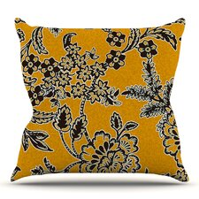 Blossom by Vikki Salmela Outdoor Throw Pillow