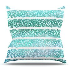 Read Reviews Leafs from Paradise by Pom Graphic Design Outdoor Throw Pillow