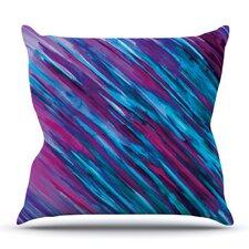 Set by Theresa Giolzetti Outdoor Throw Pillow