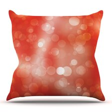 Passion Fruit Outdoor Throw Pillow