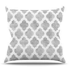 Moroccan by Amanda Lane Outdoor Throw Pillow