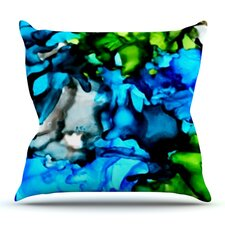 Chesapeake Bay by Claire Day Outdoor Throw Pillow