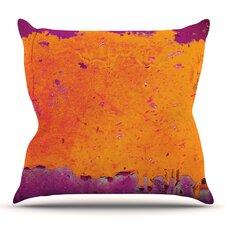 Iris Lehnhardt Outdoor Throw Pillow