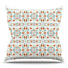 Italian Kitchen by Miranda Mol Outdoor Throw Pillow
