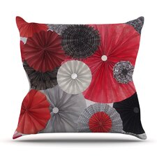Kyoto by Heidi Jennings Outdoor Throw Pillow