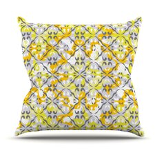 Effloresco by Miranda Mol Outdoor Throw Pillow
