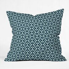 Khristian A Howell Nina Outdoor Throw Pillow