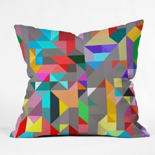 Three Of The Possessed Modele 6 Outdoor Throw Pillow