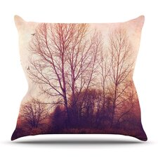 Reviews Explore by Sylvia Cook Outdoor Throw Pillow