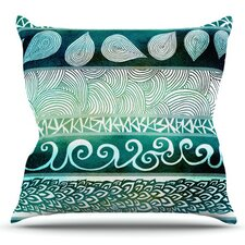 Good stores for Dreamy Tribal by Pom Graphic Design Outdoor Throw Pillow