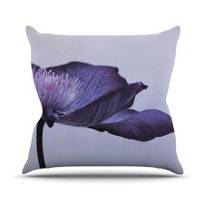 Indigo Outdoor Throw Pillow