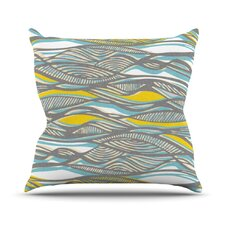 Drift Outdoor Throw Pillow