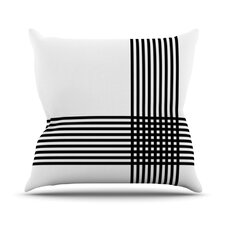 Krizanje Outdoor Throw Pillow