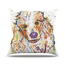 Lily Outdoor Throw Pillow