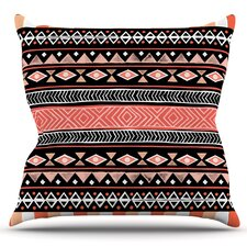 Mojave by Skye Zambrana Outdoor Throw Pillow