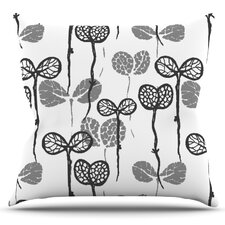 Read Reviews Seedlings of Change by Gill Eggleston Outdoor Throw Pillow