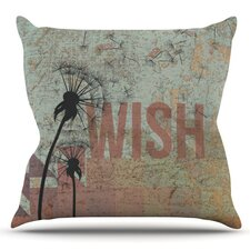 Wish InHouse Outdoor Throw Pillow