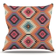 Today Only Sale Navajo Dreams by Amanda Lane Outdoor Throw Pillow