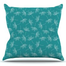 Windswept by Emma Frances Outdoor Throw Pillow