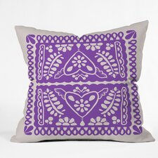 Natalie Baca Throw Pillow