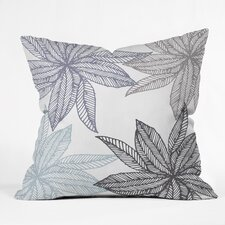 Camilla Foss Throw Pillow