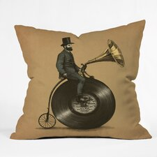 Eric Fan Indoor/Outdoor Throw Pillow