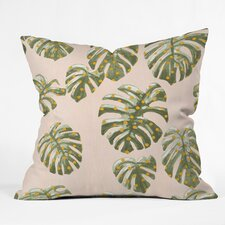 Dash and Ash Palm Oasis Indoor/Outdoor Throw Pillow