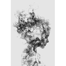 Dissolve Me Graphic Art Print on Wrapped Canvas