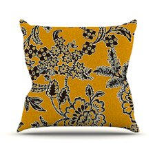 Blossom Outdoor Throw Pillow