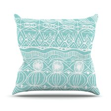 Catherine Holcombe Outdoor Throw Pillow