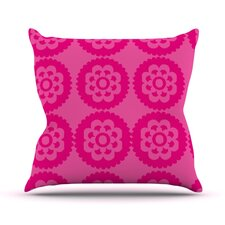 Today Sale Only Moroccan by Nicole Ketchum Outdoor Throw Pillow