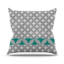 Diamond Outdoor Throw Pillow