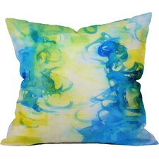 Be Inspired by Laura Trevey Indoor/Outdoor Throw Pillow
