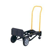 400 lb. Capacity Nylon Convertible Hand Truck / Platform Dolly