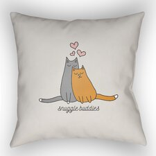 Snuggle Accent Indoor/Outdoor Throw Pillow