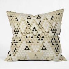Carlton Triangle Standard Outdoor Throw Pillow