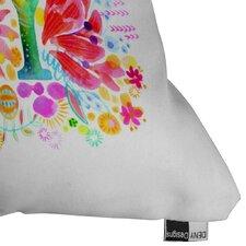 Syden Oh Joy Outdoor Throw Pillow