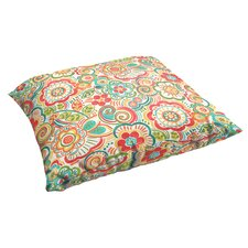Amazing Annette Corded Indoor/Outdoor Floor Pillow
