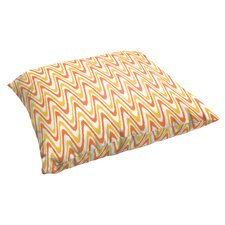 Augusta Corded Indoor/Outdoor Floor Pillow