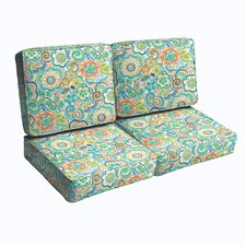 Beatrice Loveseat Cushion