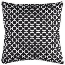 Brano Indoor/Outdoor Polyester Throw Pillow
