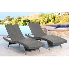 Arturo Chaise Lounge (Set of 2)