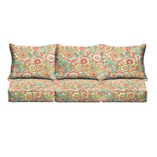 Fresh Pillow and Cushion 6-pc Sofa Cushion