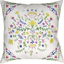 Looking for Tiffany Indoor/Outdoor Throw Pillow