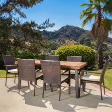 Corina 7 Piece Dining Set
