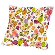 Cool Jeffrey Sept Garden Outdoor Throw Pillow