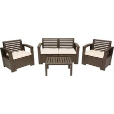 Elise 4 Piece Seating Group