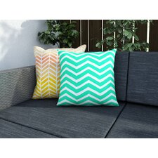 Currans Indoor/Outdoor Throw Pillow
