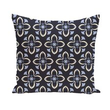 Montross Geometric Print Outdoor Pillow